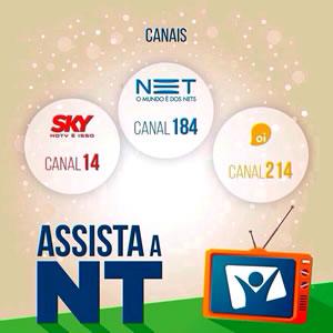 Assista à TV Novo Tempo