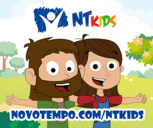 Blog para crianças com desenhos animados da Bíblia e animações educativas