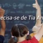 PRECISA-SE DE TIA ANA…