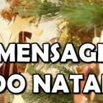 A MENSAGEM DO NATAL (vídeo)