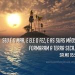 Salmo 95.5 – Papel de Parede