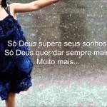 O SONHO DE DEUS É MAIOR (vídeo)