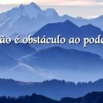 DEIXE TODAS AS PREOCUPAÇÕES NAS MÃOS DO PAI