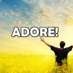 ADORE!
